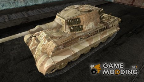 PzKpfw VIB Tiger II от RussianBasterd для World of Tanks