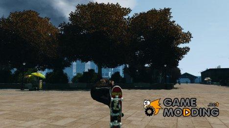 Скейтборд №4 for GTA 4