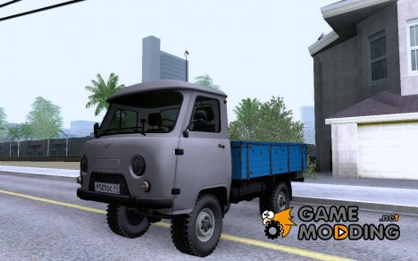 УАЗ 3303 для GTA San Andreas