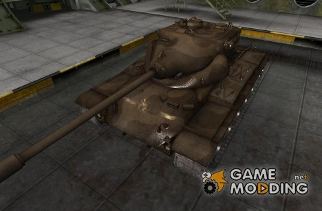 Шкурка для T69 для World of Tanks