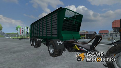 Tebbe Dolly v1.1 для Farming Simulator 2013