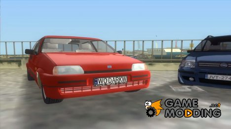 Fiat Cinquecento для GTA Vice City