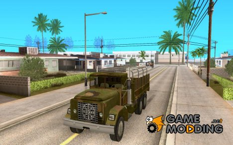 Sand Barracks HD for GTA San Andreas