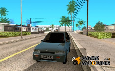 Suzuki Swift GLX 1.3 для GTA San Andreas