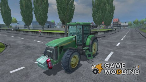 John Deere 8300 for Farming Simulator 2013