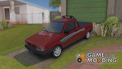 Fiat Fiorino LX for GTA San Andreas