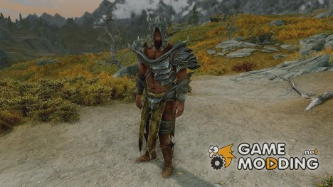 Light Falmer Armor for TES V Skyrim