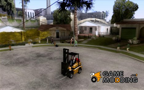Forklift GTAIV for GTA San Andreas