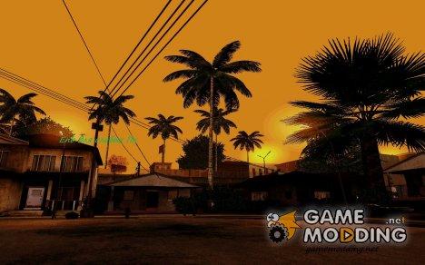 Enb для средних ПК for GTA San Andreas