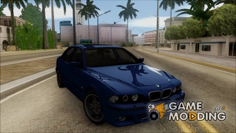 BMW E39 530D - Mtech 2001 for GTA San Andreas