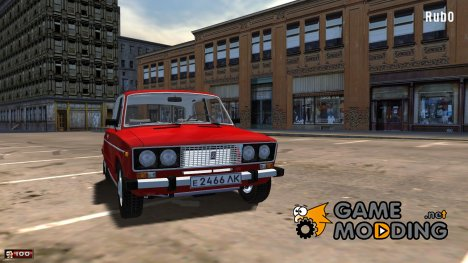 Vaz 2106 for Mafia: The City of Lost Heaven