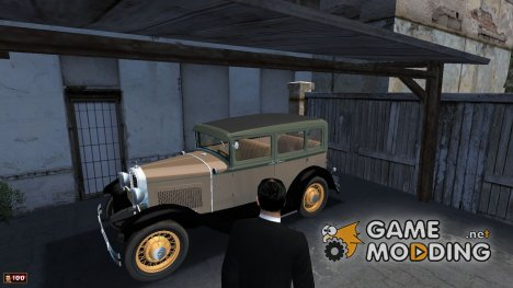 Real Car Facing mod (version 1.6) replay for Mafia: The City of Lost Heaven