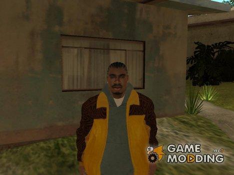 Скин из GTA 4 v31 для GTA San Andreas
