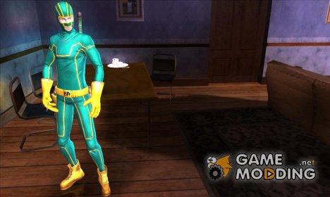 Kick-Ass 2 для GTA San Andreas