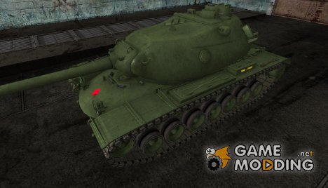 Шкурка для M103 для World of Tanks