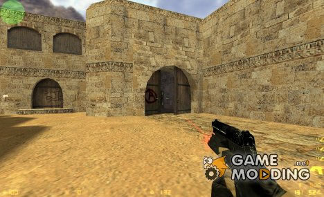 TACTICAL P228 ON VALVE'S ANIMATION for Counter-Strike 1.6