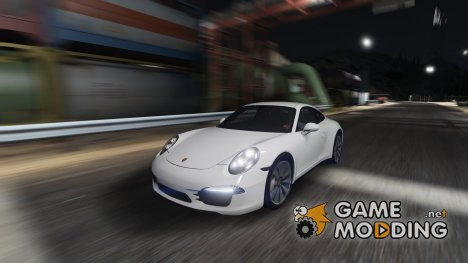 Porsche 911 Carrera S 1.2.2 for GTA 5