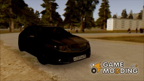 Honda Accord 2009 Stance для GTA San Andreas