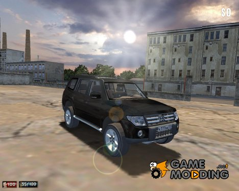 Mitsubishi Pajero IV 2009 для Mafia: The City of Lost Heaven