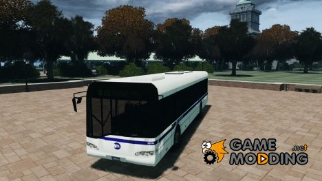 Solaris Urbino 12 MTA for GTA 4