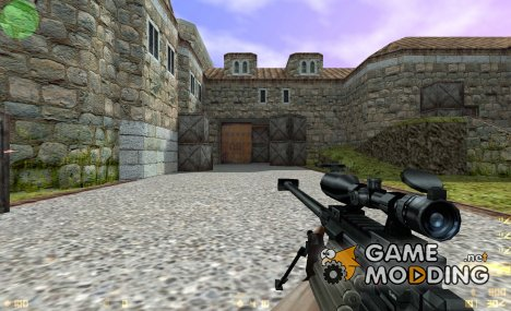 408 Remake for Counter-Strike 1.6