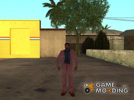 Скин прохожего из GTA VC для GTA San Andreas