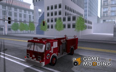 1988 SPARTANSMEAL PUMPER FIRETRUCK DETROIT DIESEL 106K for GTA San Andreas