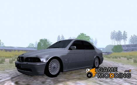 2013 BMW M5 E39 for GTA San Andreas