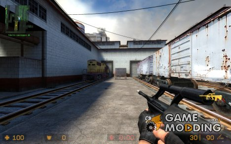 style steyr aug для Counter-Strike Source
