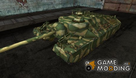 Шкурка для T95 №11 for World of Tanks