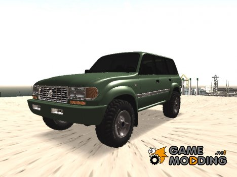Toyota Land Cruiser 80 Series for GTA San Andreas