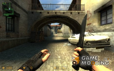 Colt Jungle Commander для Counter-Strike Source