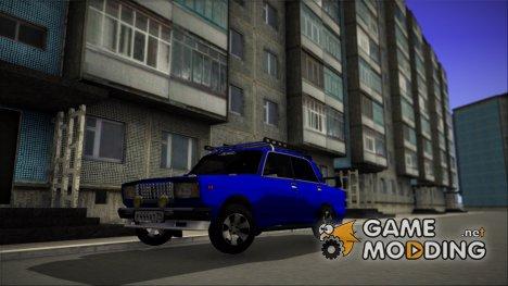ВАЗ 2107 Колхоз for GTA San Andreas