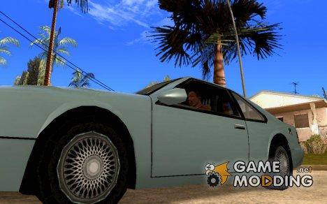 Новый vehicle for GTA San Andreas