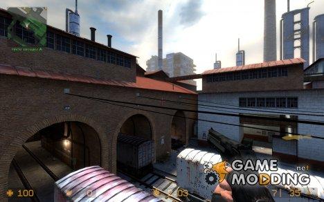 RedRaven's Realistic Deagle для Counter-Strike Source