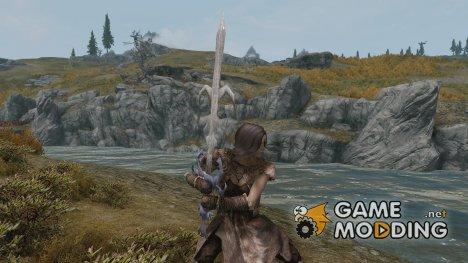 Runescape - Armadyl GodSword для TES V Skyrim