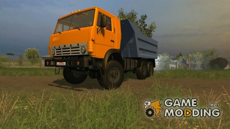 КамАЗ 4310 для Farming Simulator 2013