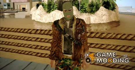 Arctic Avenger (Tactical Intervention) v3 for GTA San Andreas