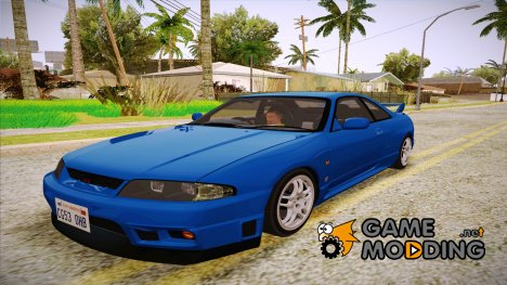 Nissan Skyline R33 GT-R V-Spec 1995 for GTA San Andreas