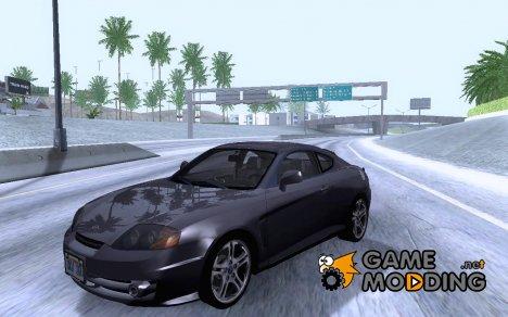 Hyundai Coupe V6 - Stock for GTA San Andreas