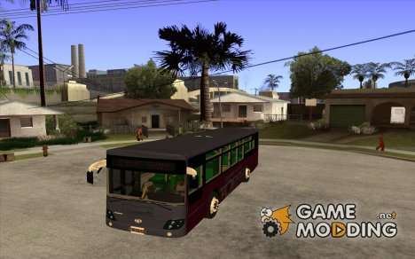 Daewoo Bus BC211MA для GTA San Andreas