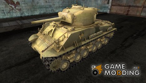 M4A3 Sherman 4 for World of Tanks