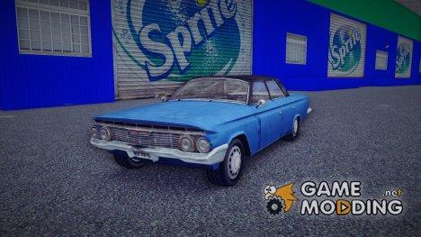 Chevrolet Impala 1961 for GTA 3