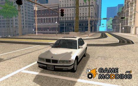 BMW 740i (e38) for GTA San Andreas