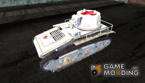 Leichtetraktor от zpirit для World of Tanks