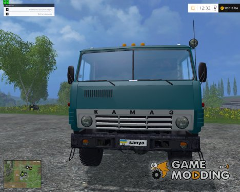 КамАЗ-6530 for Farming Simulator 2015