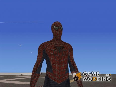 Amazing Spider-Man (Red Trilogy) для GTA San Andreas