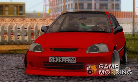 Honda Civic V Type для GTA San Andreas