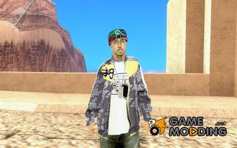 LA PED для GTA San Andreas