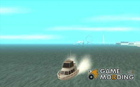 GTA VC Tropical View для GTA San Andreas